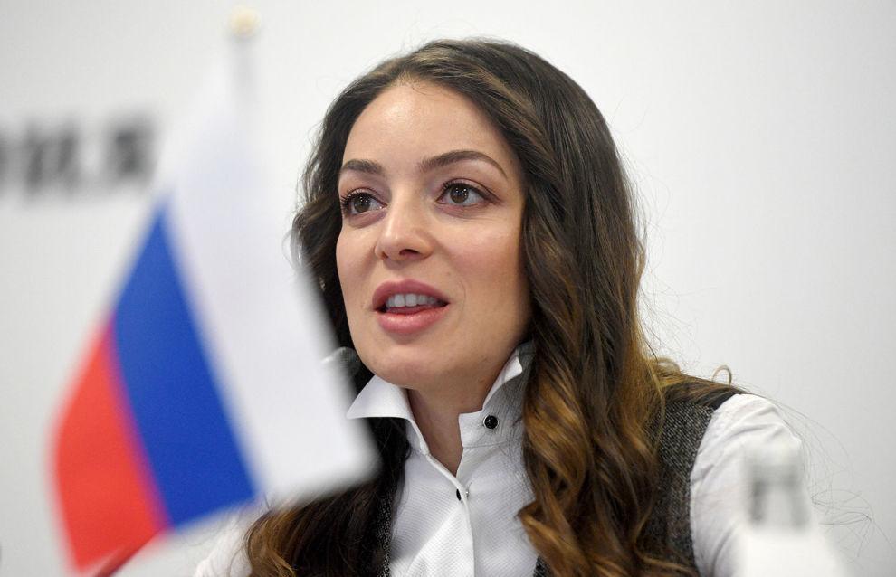 Руководитель Федерального агентства по туризму (Ростуризм) Зарина Догузова