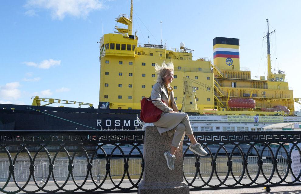 Icebreaker festival in St Petersburg receives over 50,000 visitors