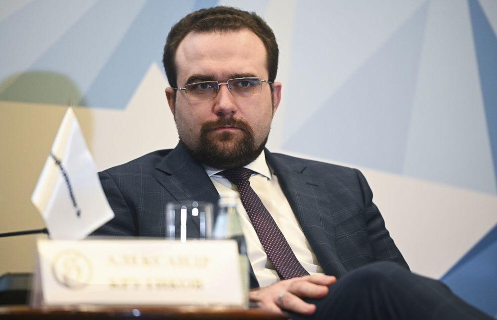 Первый заместитель министра РФ по развитию Дальнего Востока и Арктики Александр Крутиков принимает участие в Международном форуме Дни Арктики и Антарктики в Москве