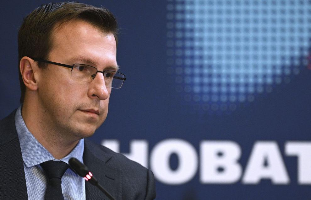 Телеведущий Дмитрий Щугорев принимает участие в Международном форуме Дни Арктики и Антарктики в Москве