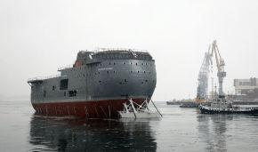 Ice-resistant Arctic platform's maiden voyage set for 2022