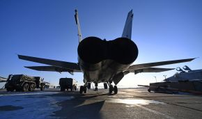 MiG-31BM fighters to operate from polar airfields