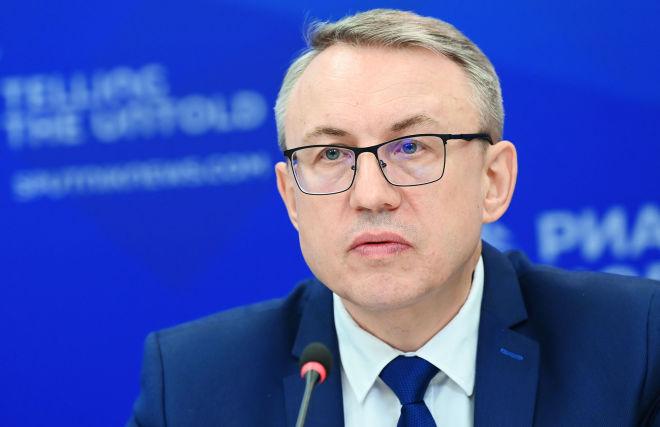 Посол по особым поручениям министерства иностранных дел РФ, старшее должностное лицо Арктического совета от Российской Федерации Николай Корчунов