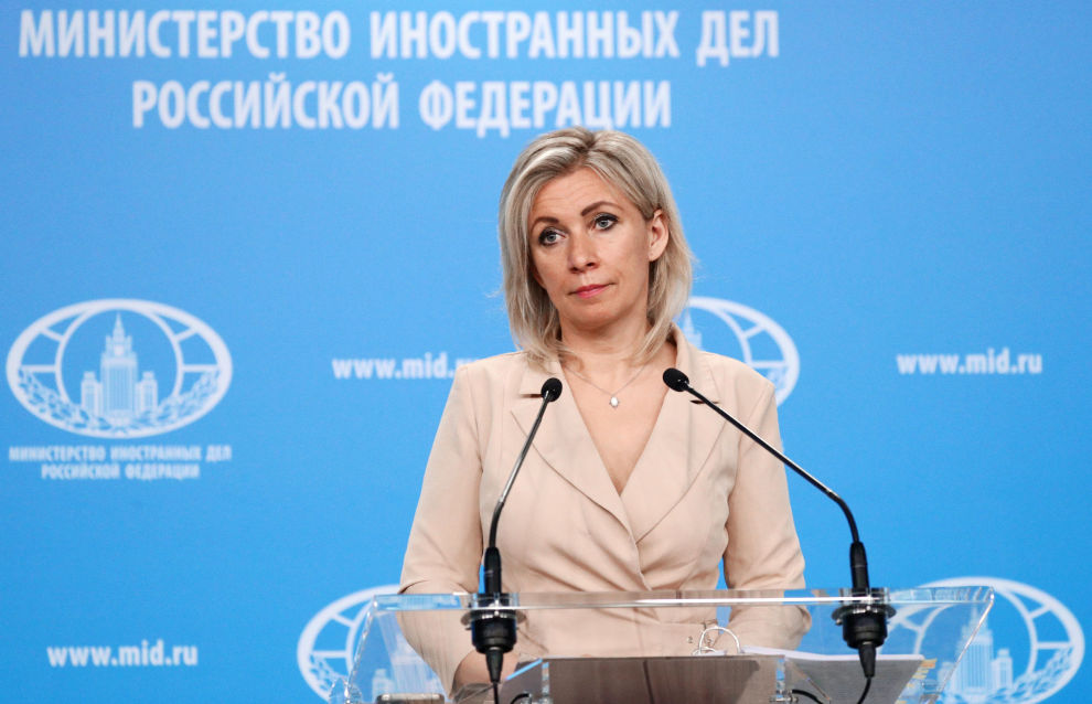 Maria Zakharova: Russia's activity in the Arctic does not threaten other countries
