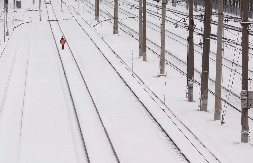 Putin calls for launching construction of Yamal railway