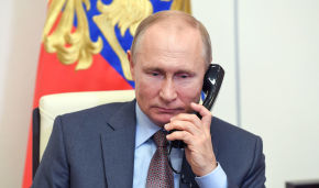 Vladimir Putin speaks by phone with US climate envoy