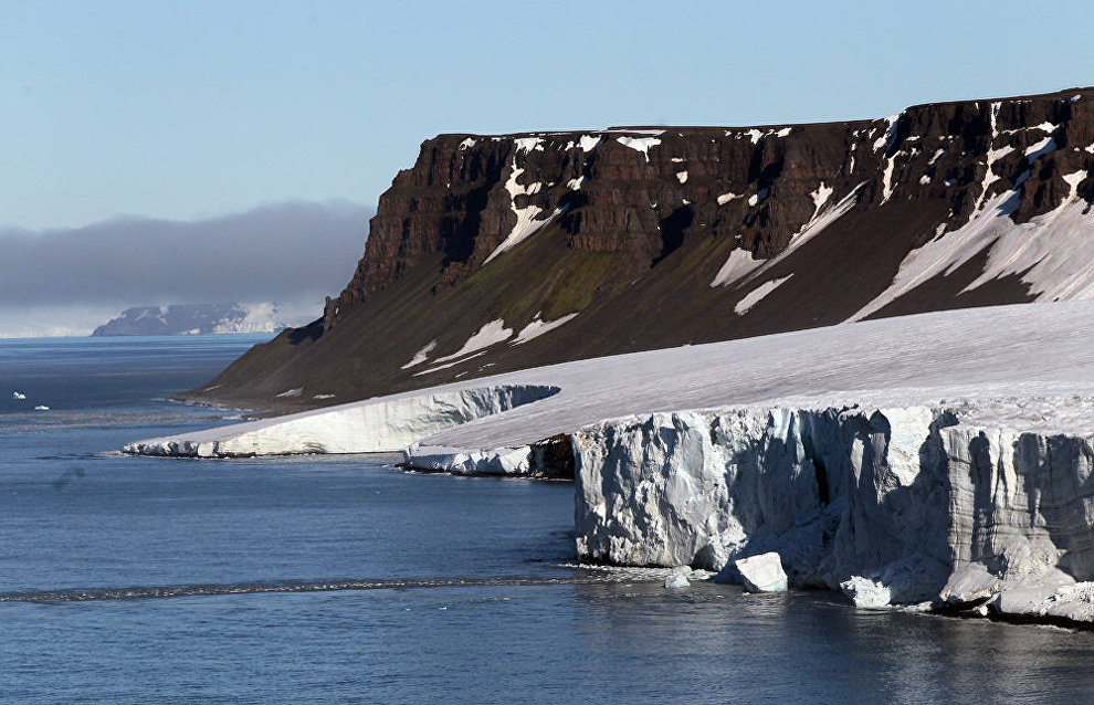 Arctic ice formations expand by one-third
