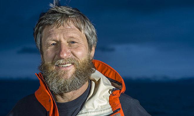 Viktor Boyarsky, Director of the Russian State Museum of Arctic and Antarctic