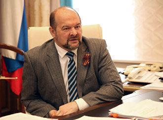 Igor Orlov, Acting Governor of the Arkhangelsk Region