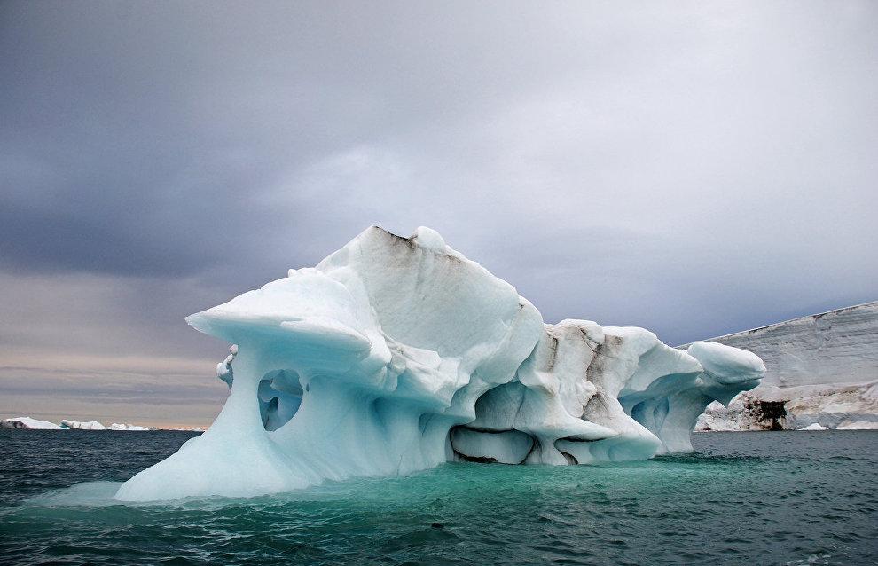 Арктический лёд
