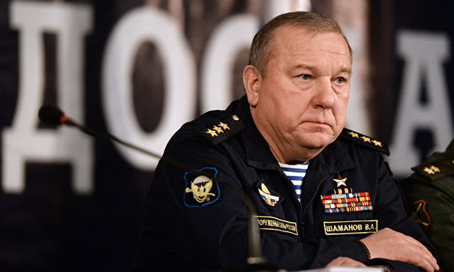 Shamanov: Russian airborne troops to expand their Arctic presence
