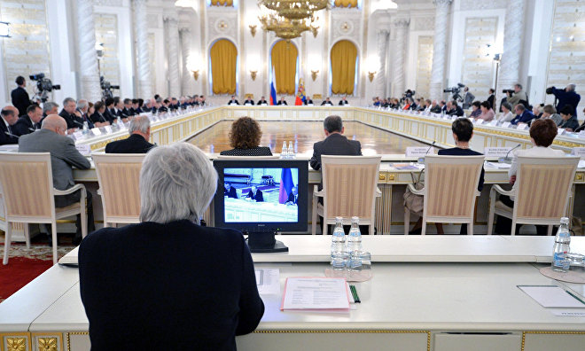 The Council for Interethnic Relations and the Council on the Russian Language