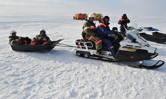 Norway, Russia plan joint rescue exercise in the Arctic