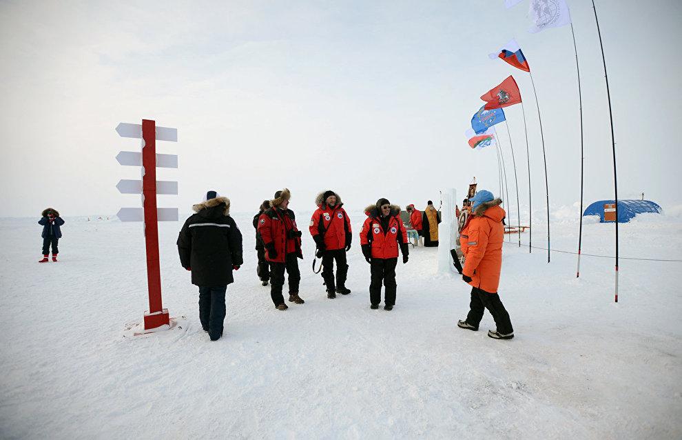 Russia marks Polar Explorer Day
