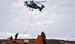 Арктическая экспедиция «Кара-зима – 2015»