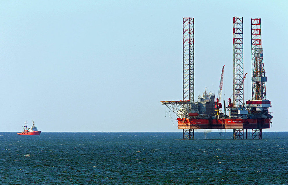 Ministry of Energy estimates oil reserves in Russian Arctic at 100 bln metric tons