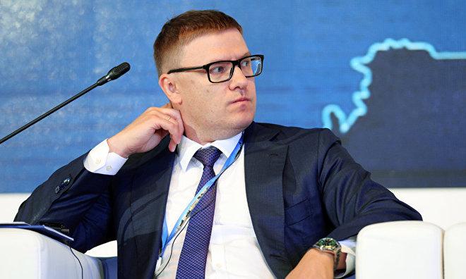 Deputy Energy Minister Alexei Teksler