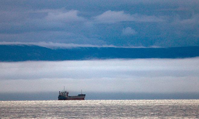 The East Siberian Sea