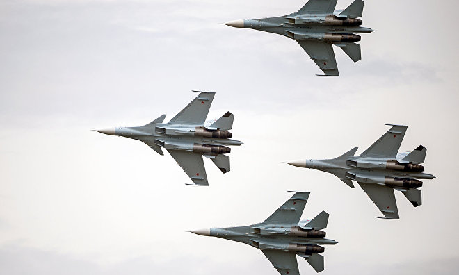 Moscow to deploy fighter units in Russian Arctic