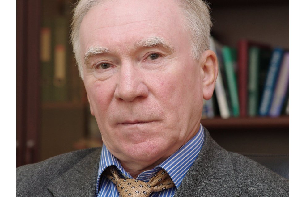 Professor Vladimir Pavlenko, Doctor of Economics, chair of the Presidium of the Russian Academy of Sciences Urals Division Arkhangelsk Research Center