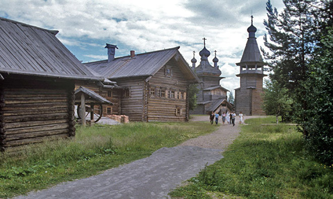 The State Museum of North Russian Wooden Architecture and Folk Art