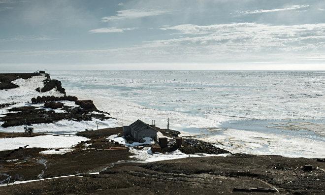 National park may appear on Vaigach Island