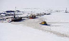 Progress in building Sabetta seaport discussed in Yamal