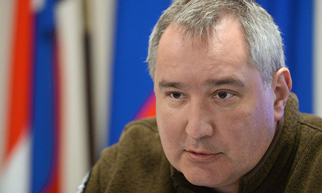 Rogozin: Arktika icebreaker to be commissioned by 2017