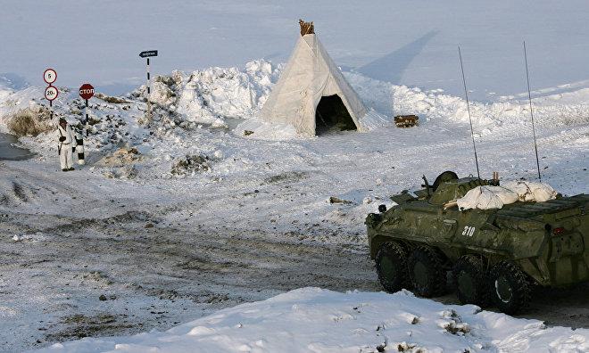 Over 400 contract servicemen to be deployed to Novaya Zemlya