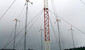 Ветрогенераторы и солнечные панели установят в Арктике