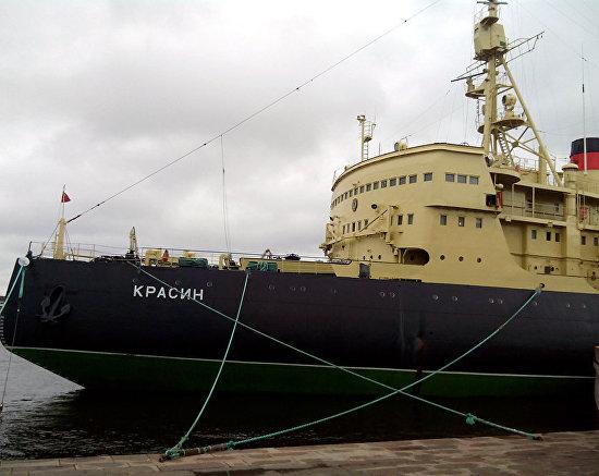 Ледокол «Красин»