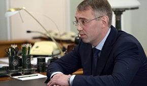 Nenets Autonomous Area Governor Igor Koshin