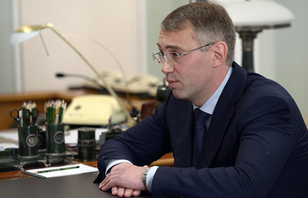 Губернатор Ненецкого автономного округа Игорь Кошин