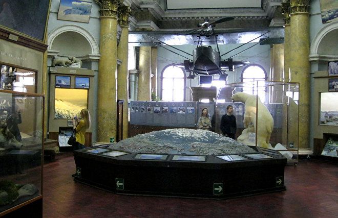 The Russian State Museum of Arctic and Antarctic