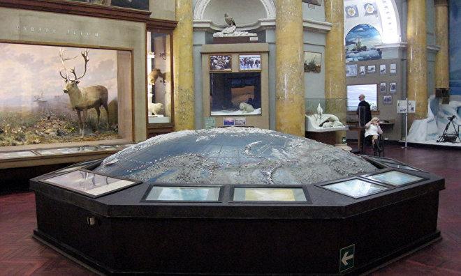 Государственный музей Арктики и Антарктики в Санкт-Петербурге