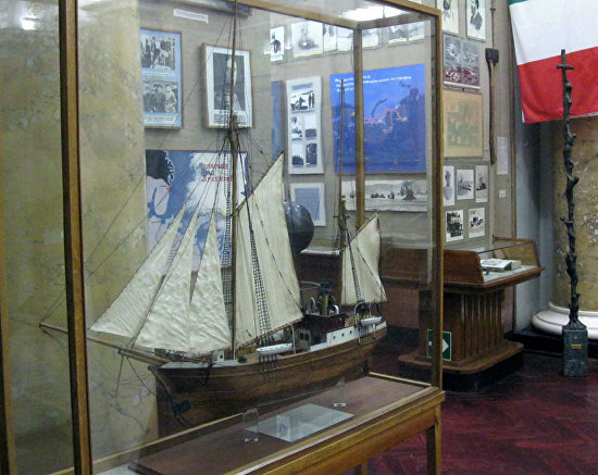 The Museum of the Arctic and Antarctic