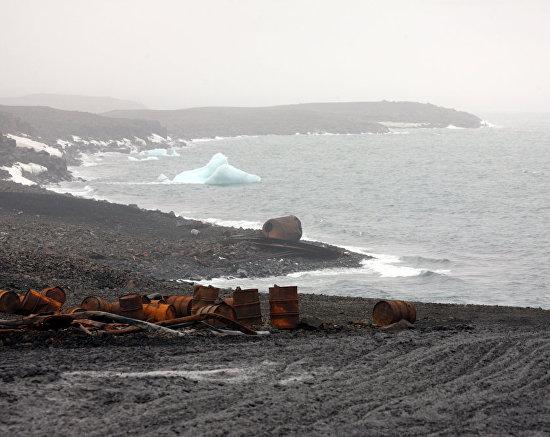 Очистка Арктики