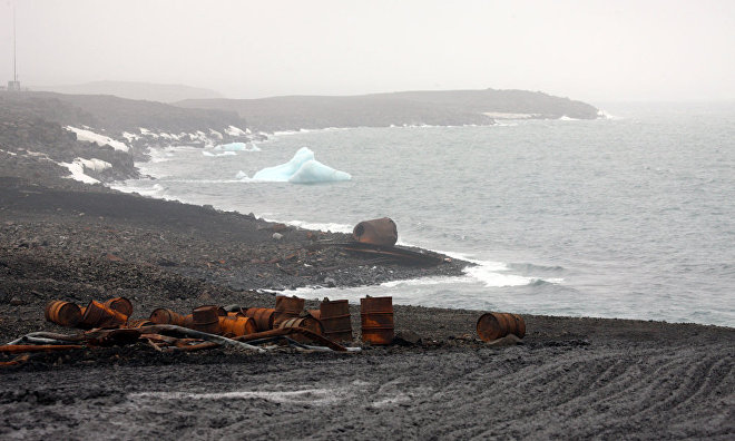 Russian Arctic clean-up to finish in 3 years