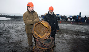 Sergei Donskoi: Arctic cleanup to continue in 2016