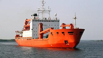 Floating University sets sail to Arctic