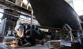 Shipbuilding and maintenance center to be launched in the Russian Far East