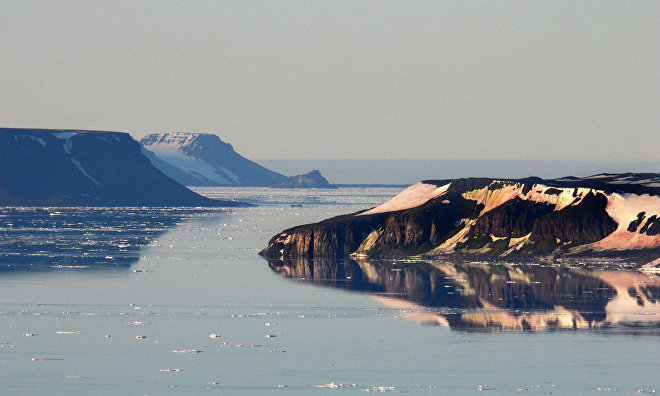 Royal Society Island, Franz Josef Land