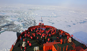 Foreign tourists may be granted visa-free entry to Russian Arctic