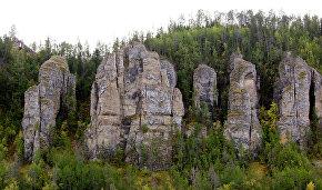 Синские столбы в Якутии признали объектом всемирного наследия ЮНЕСКО