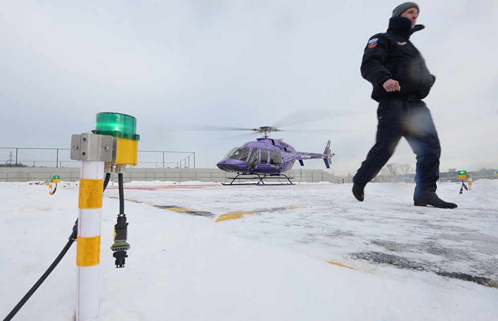Nine airfields to be commissioned in Arctic before 2018