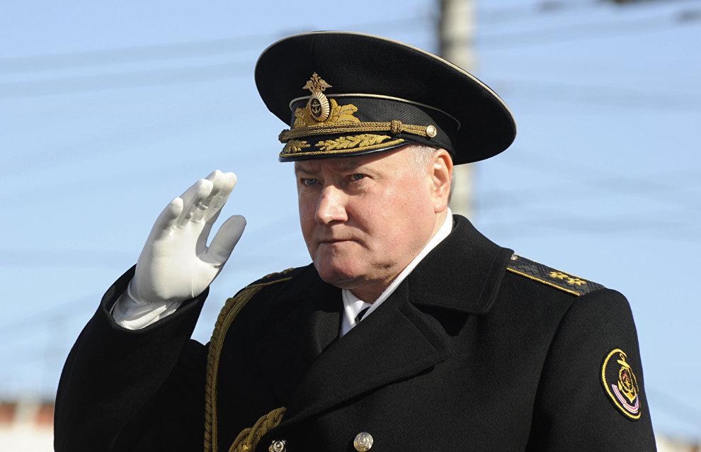 Admiral Vladimir Korolyov
