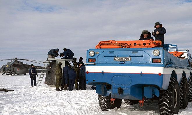 Rosneft, Rosatom reach agreement on Arctic cooperation