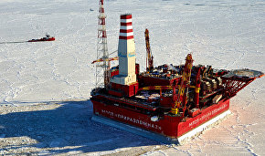 Testing lab put into operation on Prirazlomnaya oil platform