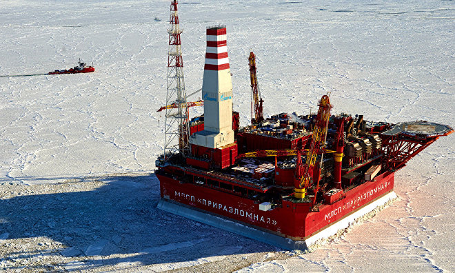 Russia's Arctic shelf oil production to reach 33mn tons by 2035