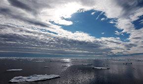 Novaya Zemlya Islands